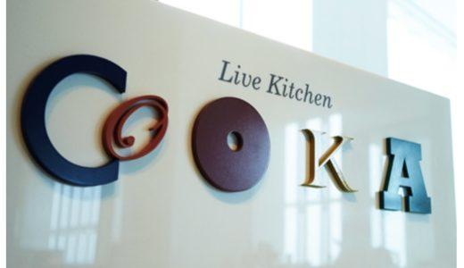 【大阪マリオット都ホテル】レストラン『COOCA(クーカ)』の朝食